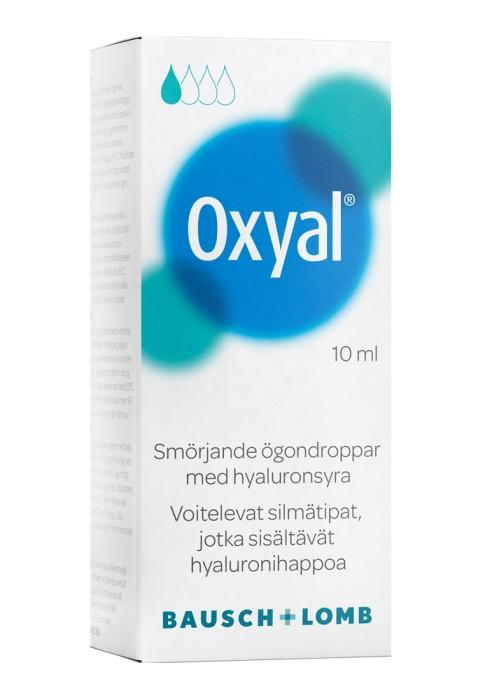 oxyal care gel