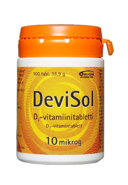 D Vitamiini Vauvalle