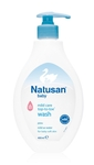 Natusan Baby Top-to-toe pesu 400 ml