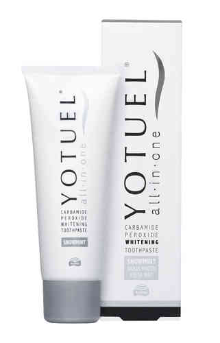 Yotuel all-in-one hammastahna 75 ml