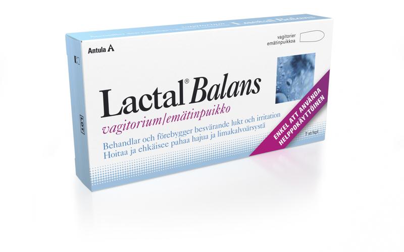Lactal balans raskaus