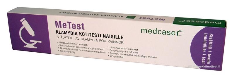 klamydia antibiootti