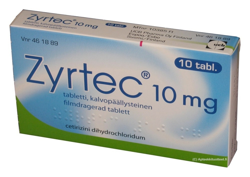zyrtec 10 mg tablet dosage   zyrtec tropfen 10 mg