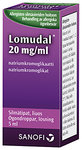 Lomudal 20 mg/ml silmätipat 5 ml