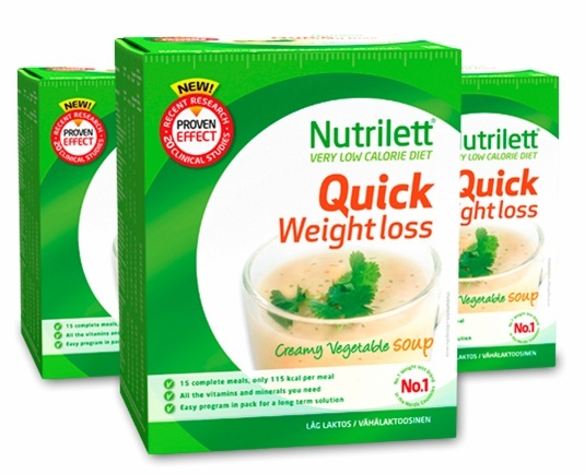 Quick weight loss vegetable soup diet