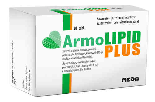 ArmoLIPID PLUS 30 tablettia