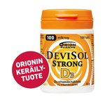 DeviSol Strong 100 µg 100 tablettia *