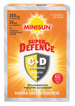 Minisun Super Defence 60 tablettia