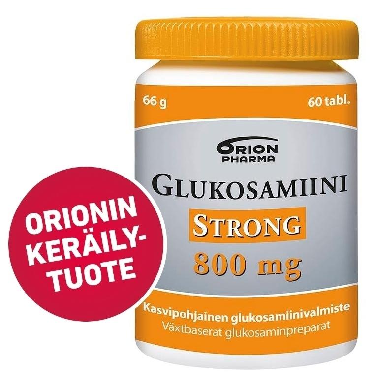 Glukosamiini blogi