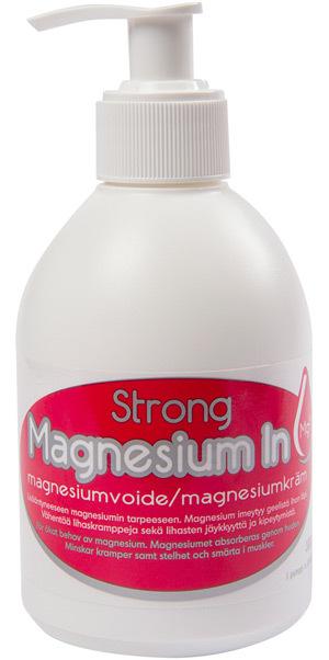 Suonenveto Magnesium
