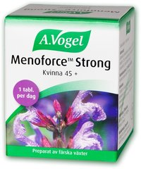 Menoforce Strong 30 tablettia