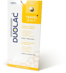 Duolac Travel 2-in-1 8 tablettia
