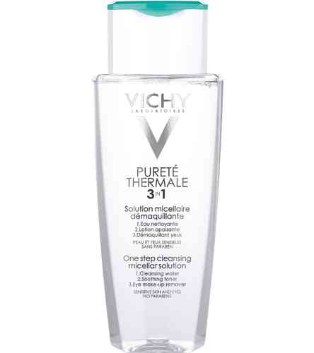 Vichy Purete Thermale One Step Cleansing Micellar Solution 400 ml