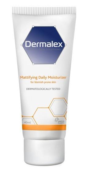 dermalex mattifying daily moisturizer