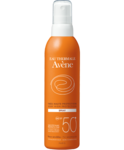 Avène Very High Protection Spray SPF 50+ 200 ml + KAUPAN PÄÄLLE 50ML AFTER SUN