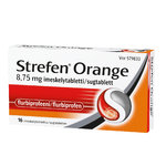 Strefen Orange 8,75 mg 16 imeskelytablettia