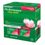 Berocca Fizzy Melts Wild Berries monivitamiini 28 tablettia