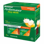 Berocca Fizzy Melts Orange Fresh monivitamiini 28 tablettia