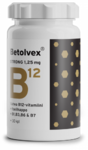 Betolvex Strong 1,25 mg B12‐vitamiini
