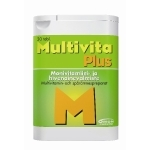 Multivita Plus 30 tablettia
