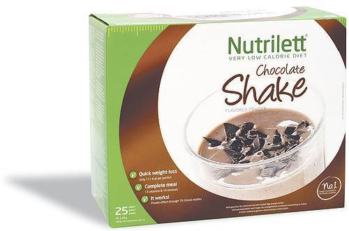 Nutrilett shake chocolate